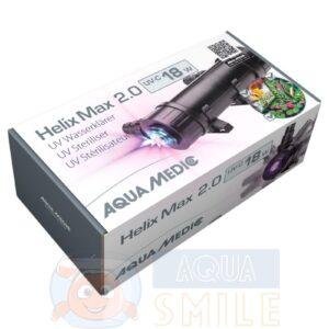 УФ стерилизатор для аквариума Aqua Medic Helix Max 2.0 18 Вт
