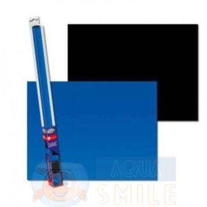 Аквариумный задний фон AQUA-NOVA Синий/Черный