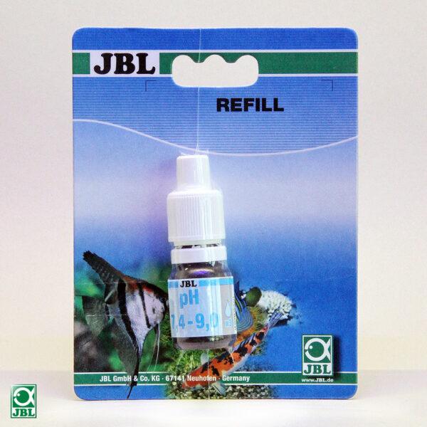 Реагент для аквариумных тестов JBL  pH 7.4 — 9.0 Reagent