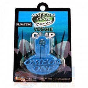 Прищепка для аквариумного корма Omega One Clip