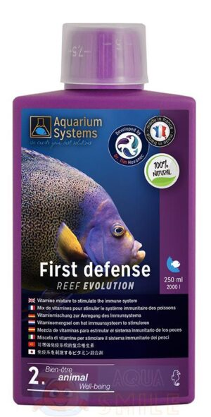 Витаминная добавка Aquarium Systems Dr. Tim First Defense 250 мл