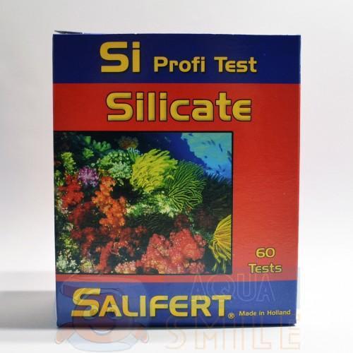 Тест для аквариума на силикаты Salifert Silicate (Si) Profi Test