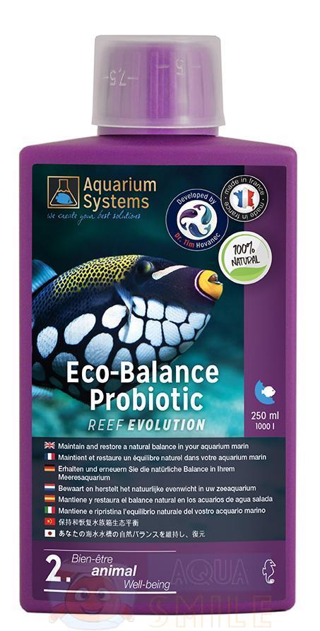 Добавка Aquarium Systems Dr. Tim Eco-Balance Pro Biotic 250 мл