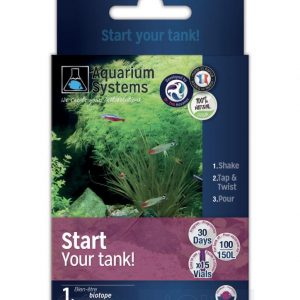 Программа для запуска – бактерии для аквариума Aquarium Systems Start Your Tank