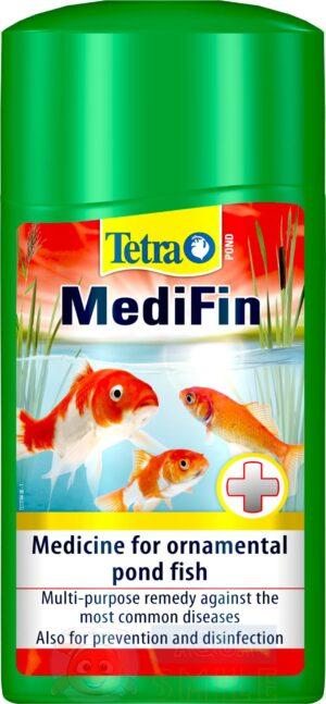 Универсальный лекарственный препарат Tetra Pond MediFin