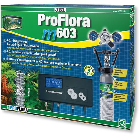 Система СО2 для аквариума JBL ProFlora m603