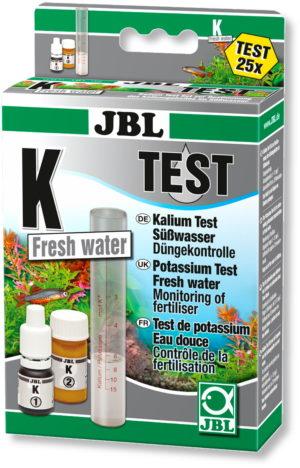 Тест для аквариума JBL K Kalium Test Set
