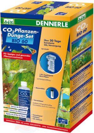 Система СО2 для аквариума DENNERLE BIO 60