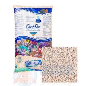 Живой песок для аквариума CaribSea Special Grade Reef 9.07 кг