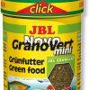 Растительный корм для рыб гранулы JBL NovoGranoVert mini 100 мл