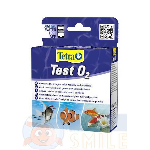 Тест для аквариума на кислород Tetra Test O2