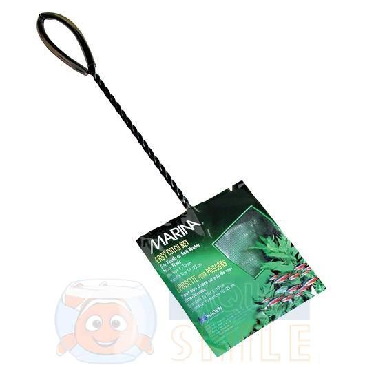 Сачок для рыб Hagen Marina 12×40 см
