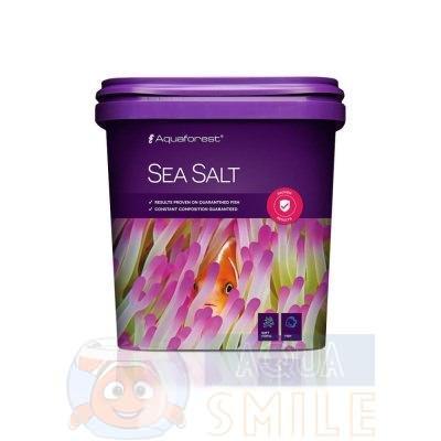 Соль для морского аквариума Aquaforest Sea Salt