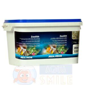 Цеолит для аквариума Aqua Medic Zeolith 6000 g