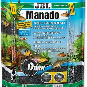 Грунт для аквариума JBL Manado Dark 1,5 – 2,5 мм