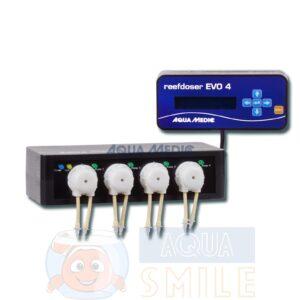 Дозатор для аквариума Aqua Medic reefdoser EVO 4