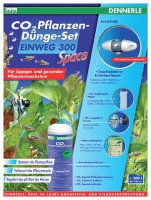Система СО2 для аквариума DENNERLE EINWEG 300 Space