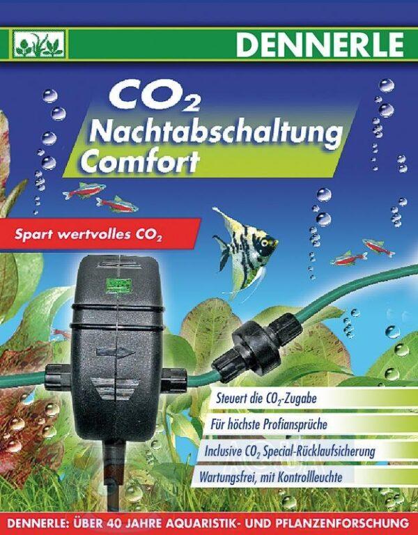Электромагнитный вентиль в аквариум с таймером DENNERLE nigh cut-off valve Comfort