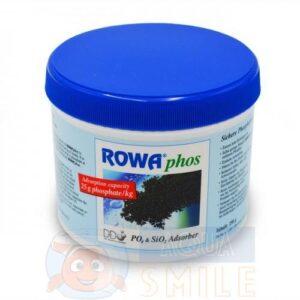 Удаление фосфатов и силикатов в аквариуме RowaPhos