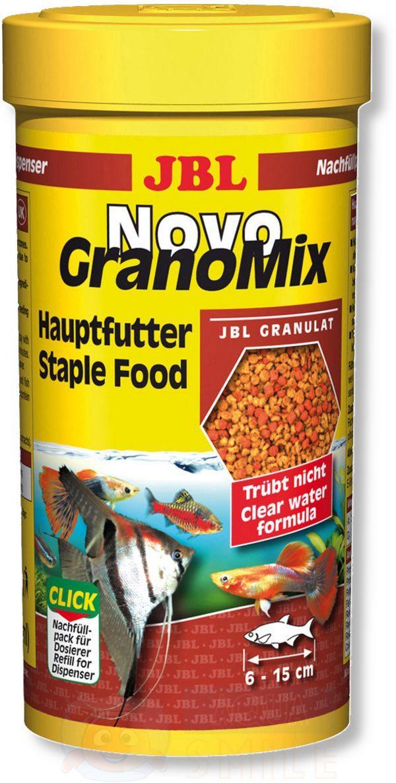 Корм для рыб в гранулах JBL NovoGranoMix