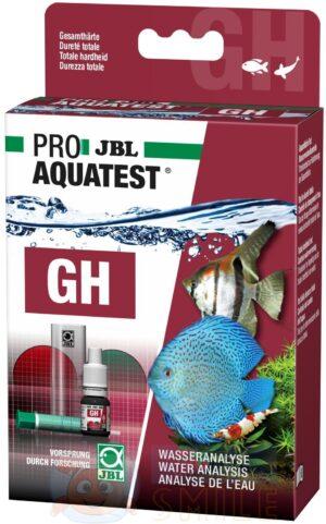 Тест для аквариумной воды на общую жесткость JBL PROAQUATEST GH