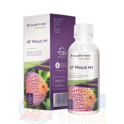 Снижение PH Aquaforest AF minus pH 200 мл