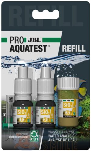 Реагент для аквариумных тестов JBL PROAQUATEST SiO2 Silicate