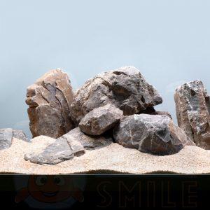 Карпатский камень для аквариума неокатанный