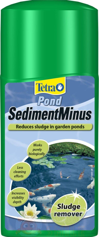 Препарат для борьбы с органическим осадком в прудах Tetra Pond Sediment Minus (жидкий)