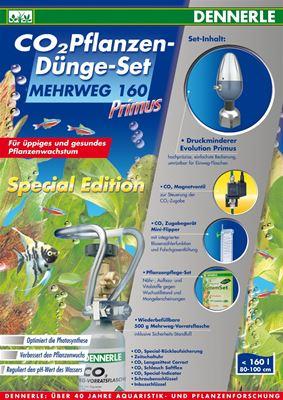 Комплект CO2 DENNERLE MEHRWEG 160 Primus Special Edition