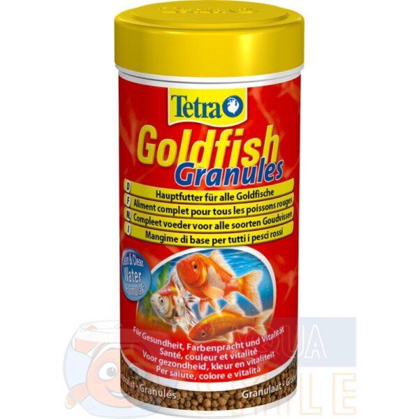 Корм для золотых рыбок гранулы Tetra Goldfish Granules