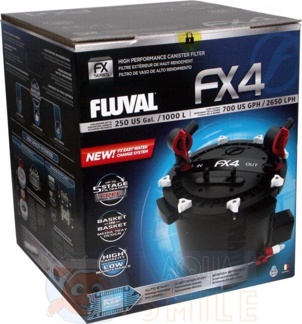 Внешний фильтр для аквариума HAGEN Fluval FX4