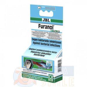 Лекарство для рыбок JBL Furanol Plus 250 20 табл