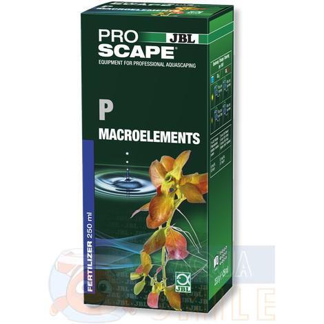 Удобрение для растений JBL ProScape P Macroelements 250 мл.
