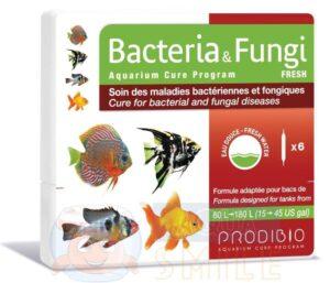 Средство против бактериальных заболеваний Prodibio Bacteria & Fungi Fresh 6 ампул