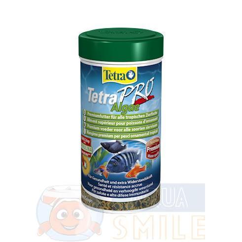 Корм для рыб чипсы Tetra Pro Algae
