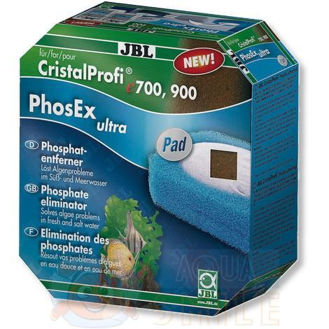 Губка для аквариумного фильтра JBL CristalProfi PhosEx ultra Pad