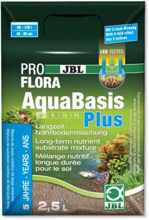 Питательная подложка в аквариум JBL AquaBasis plus