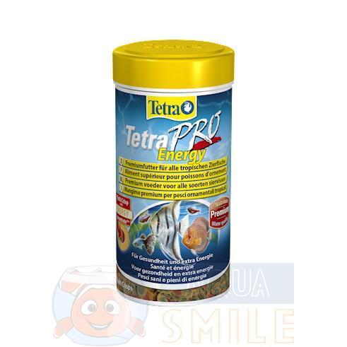 Корм для рыб чипсы Tetra TetraPro Energy