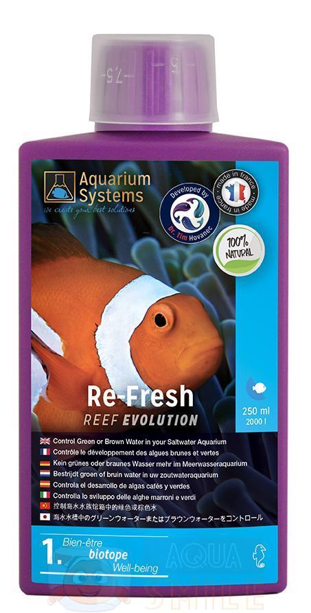Бактерии от зеленых и бурых водорослей Aquarium Systems Dr. Tim Re-Fresh 250 мл