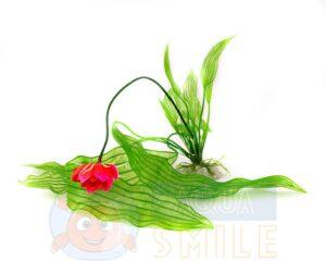 Пластиковое растение 0004-1