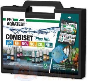 Набор тестов для аквариума лаборатория JBL PROAQUATEST COMBISET Plus NH4