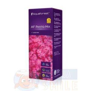 Корм для мягких кораллов Aquaforest AF Phyto Mix 100 мл