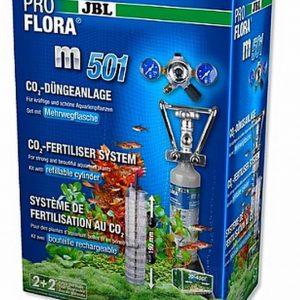 Система СО2 для аквариума JBL ProFlora m501