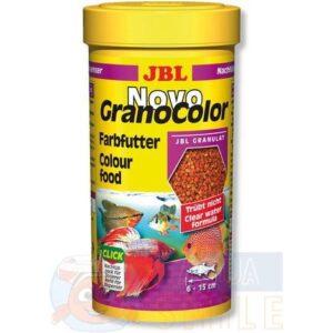 Корм для рыб в гранулах JBL NovoGranoColor 250 мл