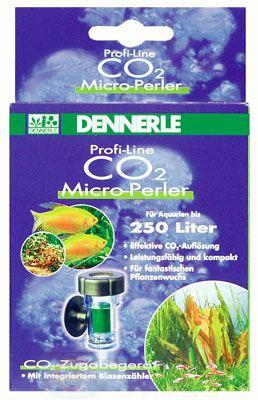 Реактор CO2 для аквариума DENNERLE Micro Perler