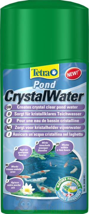 Препарат для очистки прудовой воды Tetra Pond Crystal Water