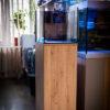 Морской аквариум SM aqua 80 с тумбой 13465