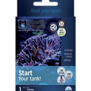 Программа для запуска аквариума Aquarium Systems Start Your Tank! Marine