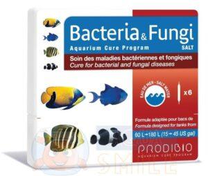 Средство против бактериальных заболеваний Prodibio Bacteria & Fungi Salt 6 ампул